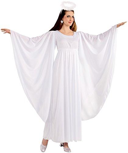 Forum Novelties Womens Angel Costume White One Size
