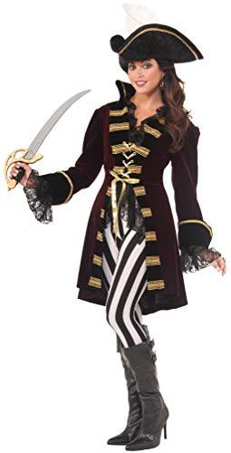 Forum Novelties Womens Captain Morgana Costume Multi MediumLarge