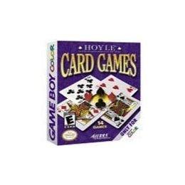 Hoyle Card Games Game Boy Color