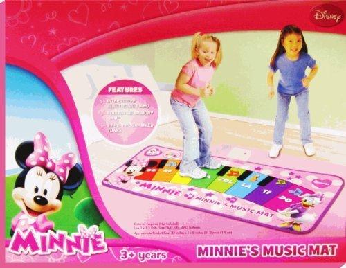 Disney Minnies Music Mat Electronic Piano