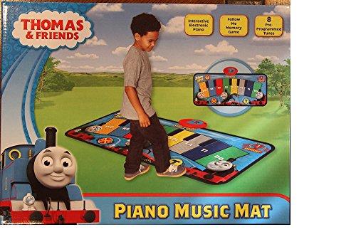 Thomas Friends Piano Music Mat