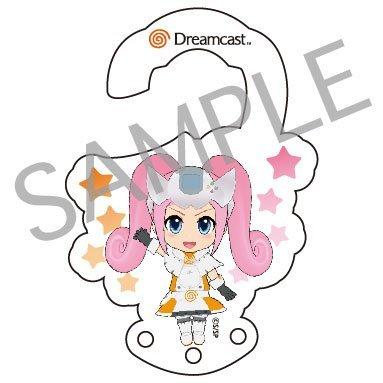 Hi TM sCoool Sehagaru acrylic carabiner Dreamcast separately Chara