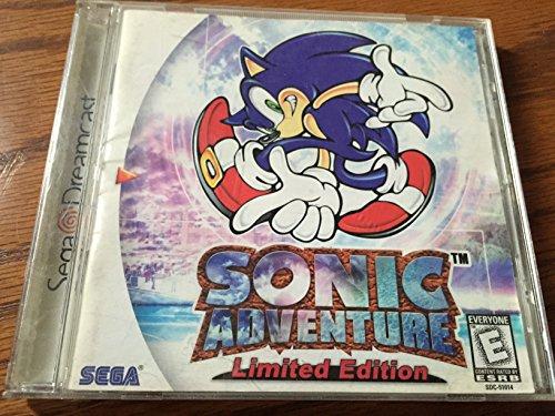 Sega Dreamcast Sonic Adventure Limited Edition
