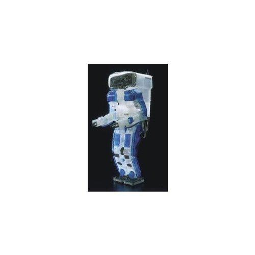 Scale robot 112 Honda humanoid robot P2 clear version SR02