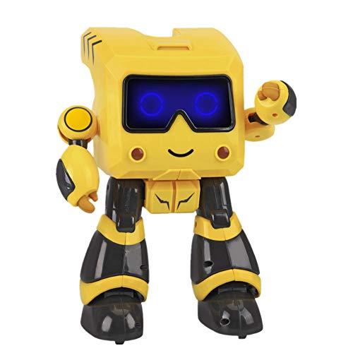 GXFC Smart RC Robot Multi Functional Gesture Sensing Sing Dance Programmable Kids Toys