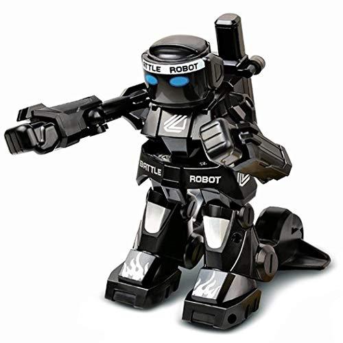 foulon Battle RC Robot 24G Body Sense Remote Control Robot Model Kids Toy Robot