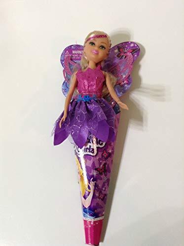 Funville Sparkle Girlz Doll Blonde Hair Beautiful Butterfly Dress