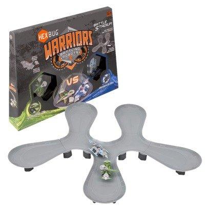 Hex Bug Warriors Battling Robots Battle Stadium - Viridia vs Bionika