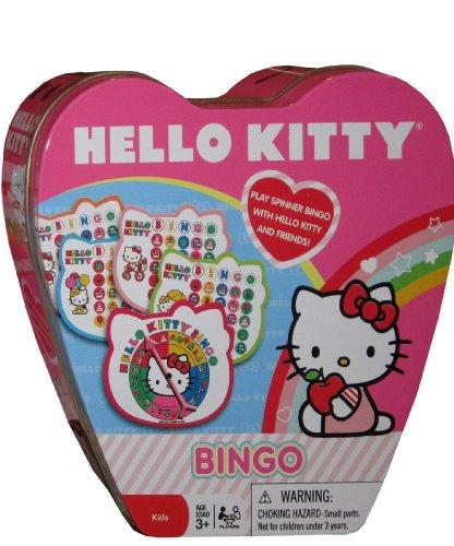 Hello Kitty Bingo Board Games