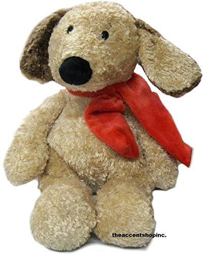 Puppy Pearsdrop 15 Inch - Christmas Stuffed Animal by Ganz HX11159