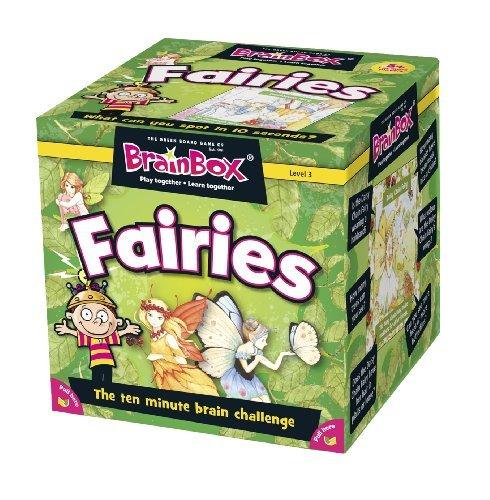Brain Box - Fairies by Green Board Games