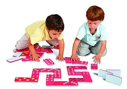 Edushape Jumbo Domino Toy by Edushape