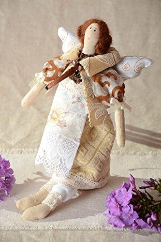 Handmade Doll Designer Doll Unusual Toy Decor Ideas Gift For Girls Toy Decor