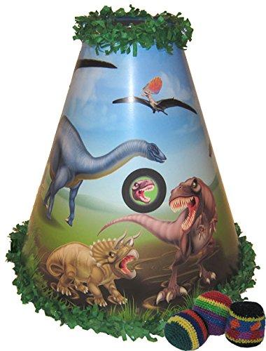 Play Action Pinatas Erupting Dinosaur Pinata