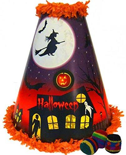 Play Action Pinatas Erupting Halloween Pinata