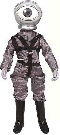 Biff Bang Pow The Twilight Zone Cyclops Action Figure
