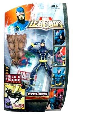 Marvel Legends Series 3  Cyclops Action Figure