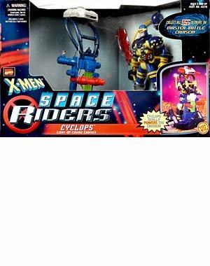 X-Men Space Riders  Cyclops Action Figure
