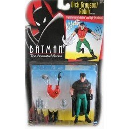 Batman the Animated Series Dick Grayson - Robin Action Figure