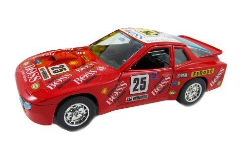Porsche 924 Turbo GR2 Boss 25 Diecast Race Car 125