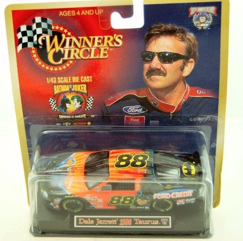 Winners Circle 88 Dale Jarrett 1998 Die Cast 143 Scale Car
