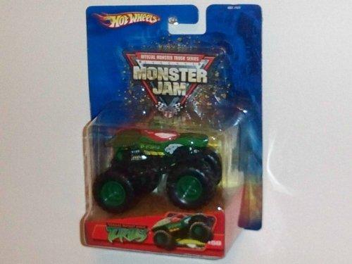 2006 Hot Wheels Monster Jam 164 Scale Truck- Teenage Mutant Ninja Turtles 58