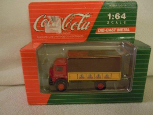 Coca Cola Die Cast 164 Scale Truck