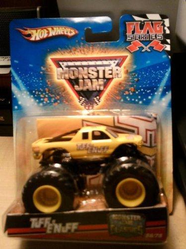 Hot Wheels Monster Jam Classics Tuff Enuff Flag Series 164 Scale Truck 5675