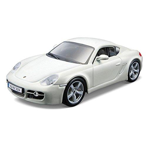 Porsche Cayman S Kit Diecast 132 Scale Easy To Assemble Model Kit Kids Toy Car