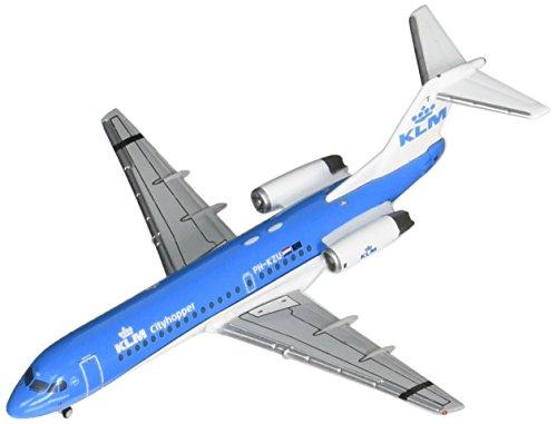 GeminiJets KLM Fokker 70 New Livery 1400 Scale Airplane Model