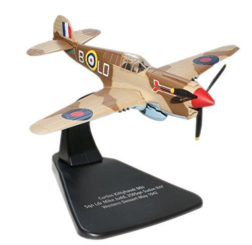 Oxford Aviation Model - Kittyhawk MkIa Plane - 172 Scale - AC024 - New