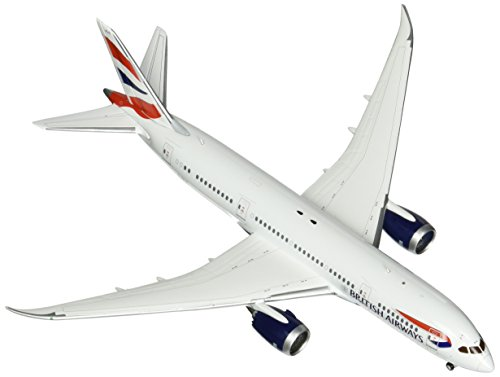 GeminiJets B787-8 British Airways Airplane Model 1400 Scale