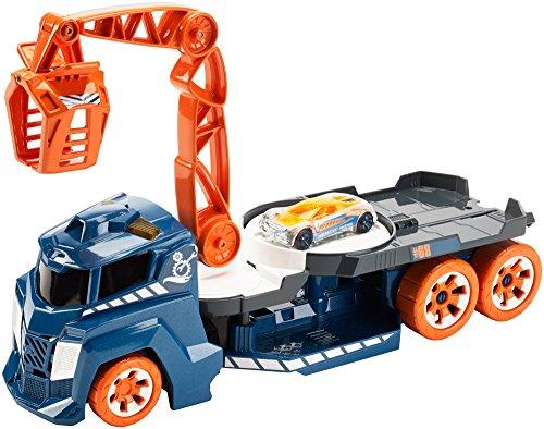 Hot Wheels Lights and Sounds Vehicle Spinnin Sound Crane