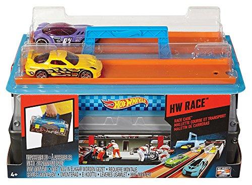 Hot Wheels Race Case Track Set