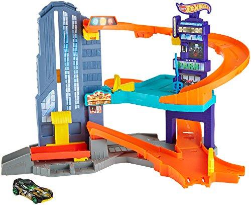 Hot Wheels Speedtropolis Playset