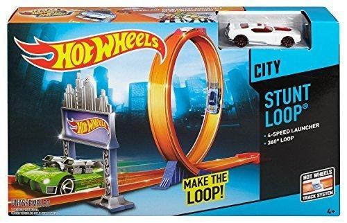 Hot Wheels City Stunt Loop Trackset