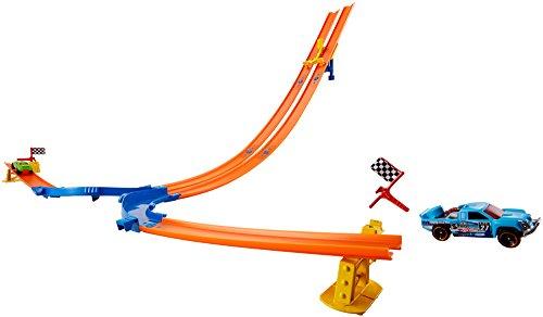 Hot Wheels Drop Down Challenge Track Set