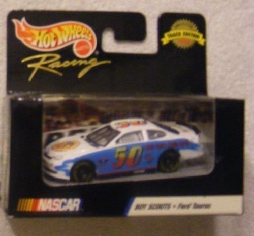 1999 BSA BOY SCOUTS OF AMERICA HOT WHEELS COLLECTOR EDITION RACING CAR 22536