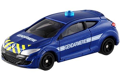 TAKARA TOMY Tomica Diecast BX044 Megane RS Gendarmerie Diecast Toy car
