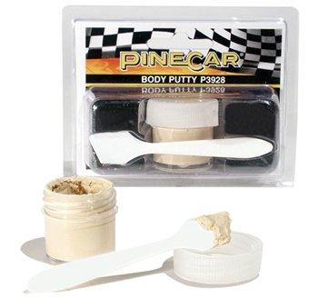 Pinecar PIN3928 Body Putty 05 oz