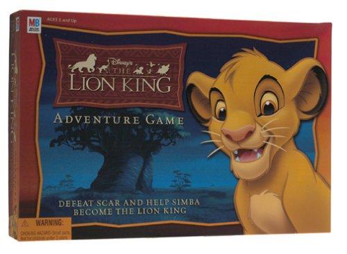 Lion King Adventure Game