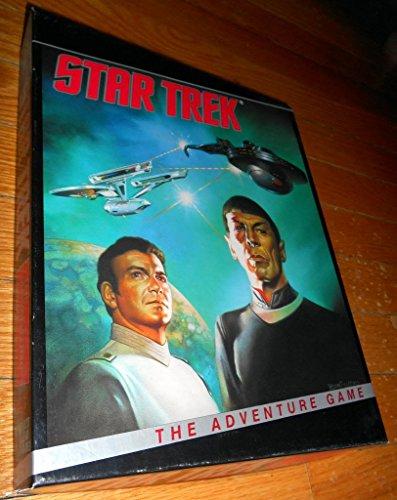 Star Trek - The Adventure Game Box Set