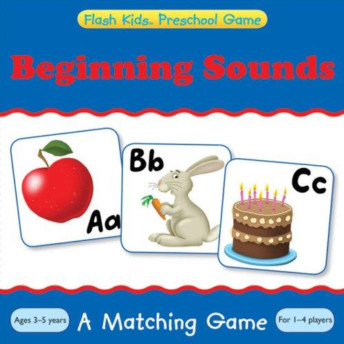 Preschool Games Beginning Sounds Memory Match Flash Kids Preschool Games
