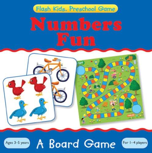 Preschool Games Numbers Fun Board Game Flash Kids Preschool Games
