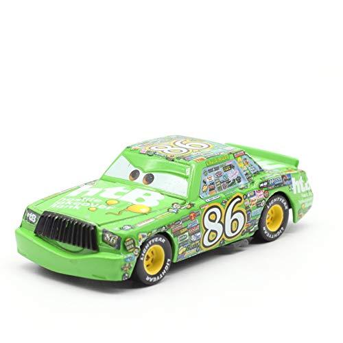 Disney Disney Pixar Cars 2 3 Fabulous Lighting McQueen Jackson Storm Cruz Ramirea 155 Diecast Metal Alloy Kids Christmas Toys 03