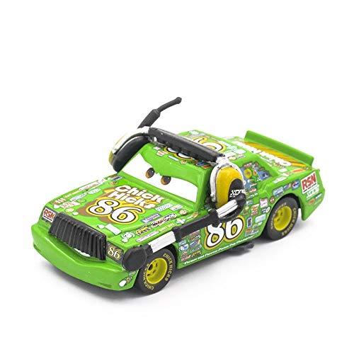Disney Disney Pixar Cars 3 Metal Car Toy Storm Jackson Lighting McQueen Mack Truck Golden Curz Toy Vehicles Kid Christmas Birthday Gift 12