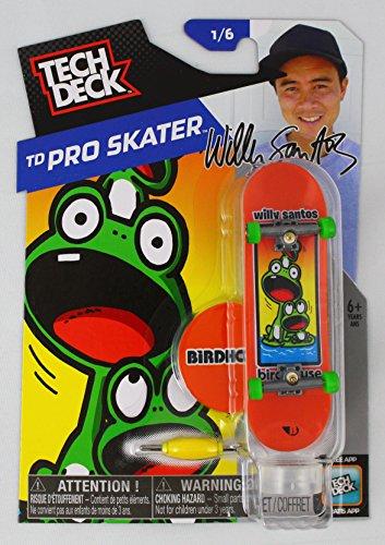 1 TECH DECK 96mm FINGERBOARD - BIRDHOUSE BOARD Pro Skater 16 - New