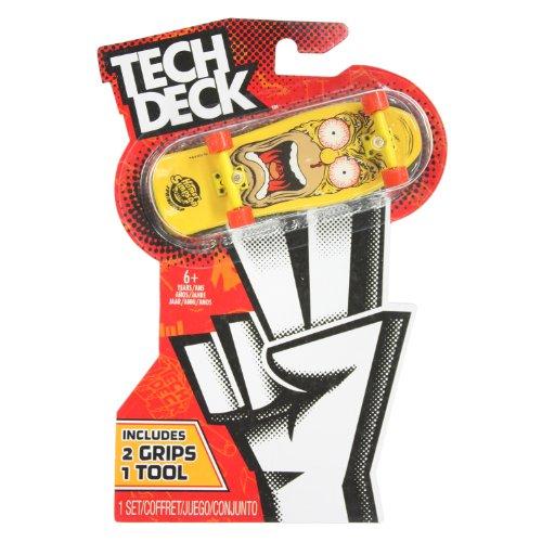 TECH DECK Tech Deck 96mm  SANTA CRUZ  Simpsons Homer Face japan import by Spin Master
