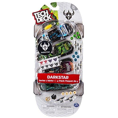 Tech Deck - 96mm Fingerboards - 4-Pack - Darkstar