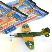 foam glider airplane
